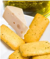 crackers formaggio bello