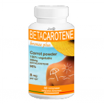 betacarotene 60 compresse
