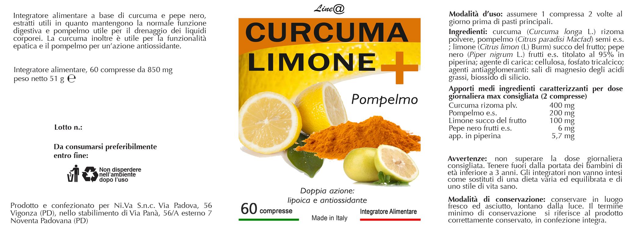 capsule di pompelmo per dimagrire